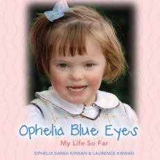 Ophelia Blue Eyes Book Cover