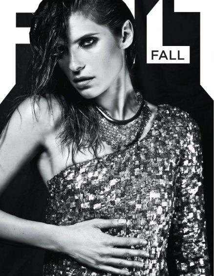 FAULT magazine Issue 16 front cover Lake Bell