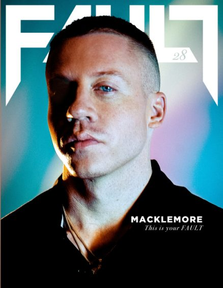 FAULT Magazine Issue 28 Macklemore