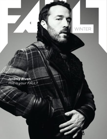 fault magazine issue 17 jeremy piven reverse cover