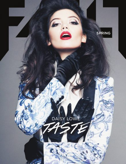 fault magazine issue 14 daisy lowe front cover