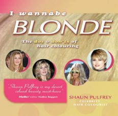 I wanna be blonde book cover
