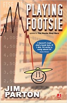 playing footsie book cover