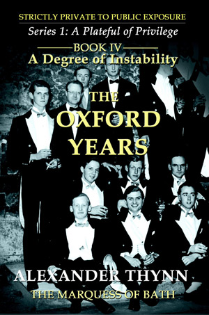 the oxford years book cover