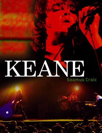 keane the band book cover