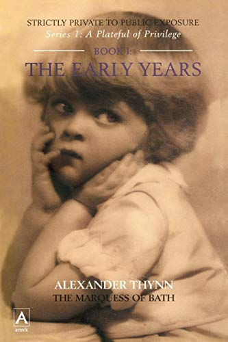 the early years alexander thynn book cover